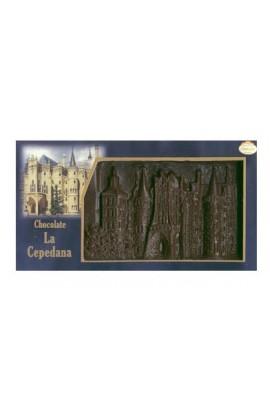 Chocolate Negro con Almendras Palacio Episcopal La Cepedana 150 gr