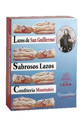Lazos de San Guillermo Confitería Montañés 300 gr