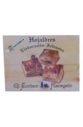 Hojaldres Tradicionales de Astorga El Arriero Maragato 700 gr