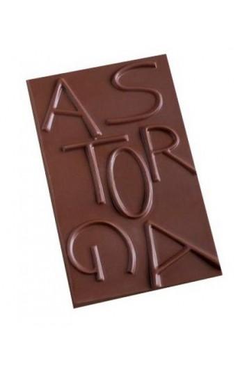 Chocolate de Astorga con leche El Arriero Maragato 80 gr
