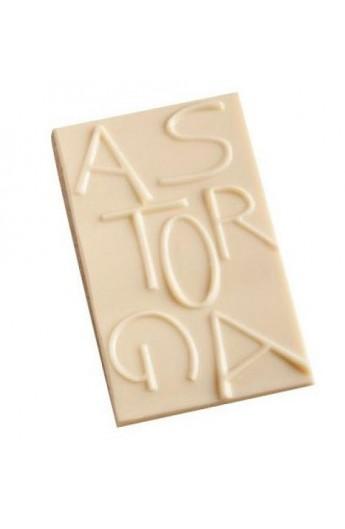 Chocolate de Astorga  Blanco El Arriero Maragato 80 gr