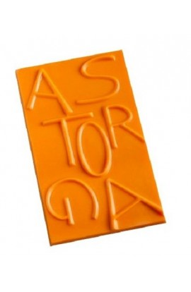 Chocolate de Astorga  Naranja El Arriero Maragato 80 gr
