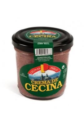 Paté Crema de Cecina Cecinas Pablo 130 gr