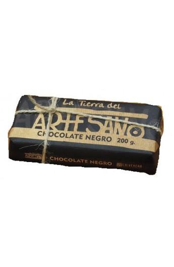 Chocolate Negro La Tierra del Artesano 200 gr