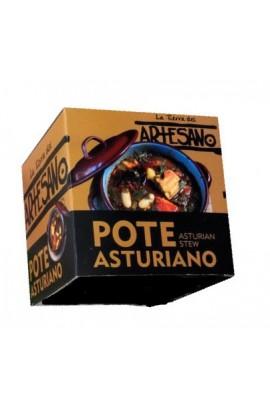 Pote Asturiano La Tierra del Artesano 750 gr