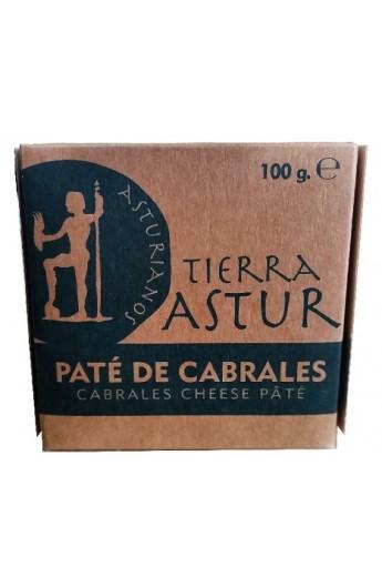 Paté de Cabrales Tierra Astur 100 gr