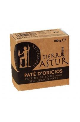 Paté de Oricios Tierra Astur 100 gr