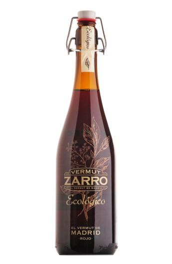 Vermut producción ecológica Zarro 75 cl