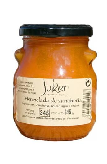 Mermelada de Zanahoria Juker 290 gr