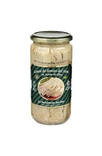 Conserva de Lomos de Bonito del Norte en Aceite de Oliva Ana María 900 gr