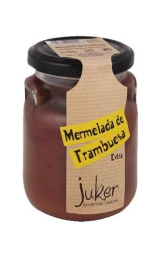 Mermelada de Frambuesa Juker 290 gr