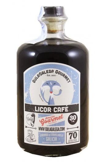 Licor de Café Gulagalega Gourmet 70 cl