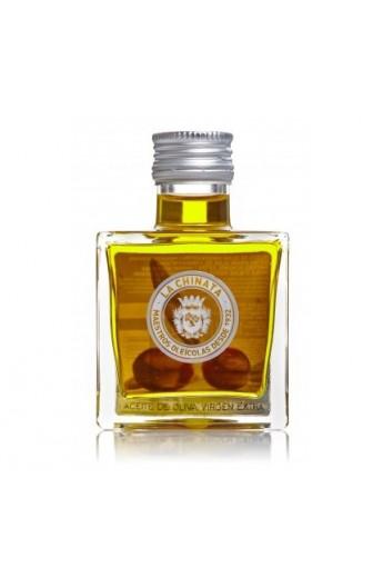 Aceite de Oliva Virgen Extra Botella Cuadrada La Chinata 100 ml