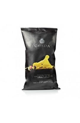 Patatas Fritas con Aceite de Oliva Virgen Extra La Chinata 100 gr
