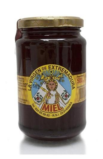 Miel de Encina Virgen de Extremadura 500 gr