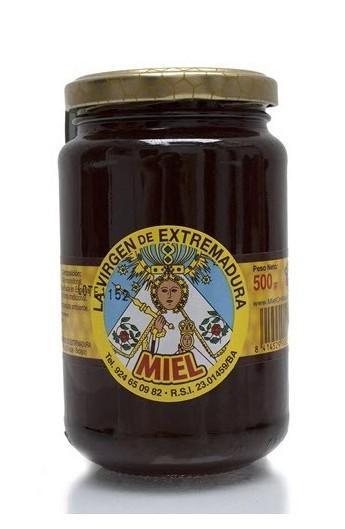 Miel de Brezo Virgen de Extremadura 500 gr