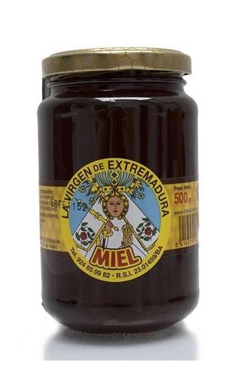 Miel de Eucalipto Virgen de Extremadura 500 gr
