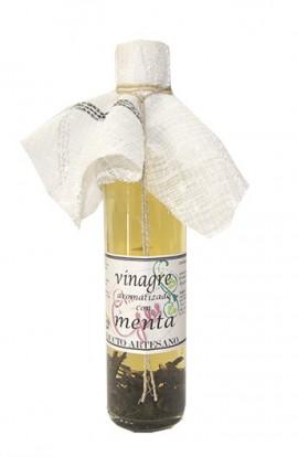Vinagre Aromatizado con Menta Casa Geles 250 ml