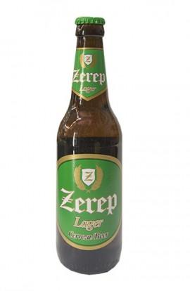 Cerveza Artesana Zerep Lager 33 cl