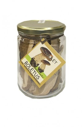Boletus Deshidratados Monbolet 30 gr